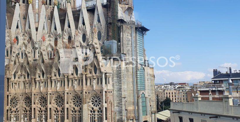 Estudio ático en Sagrada Familia