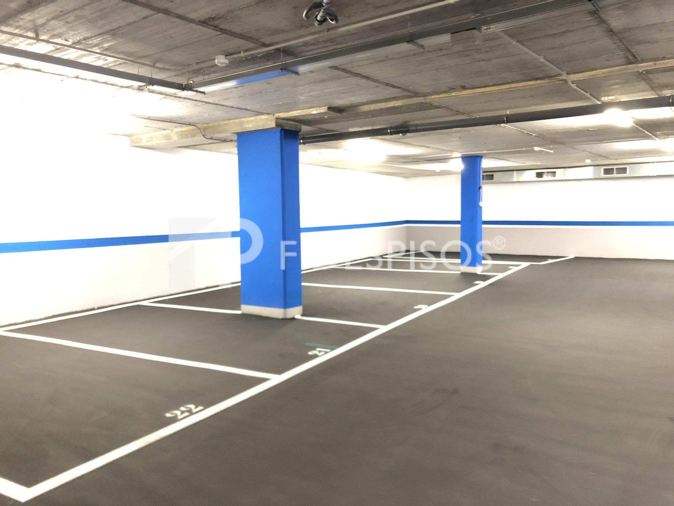 Plazas Garaje alquiler.