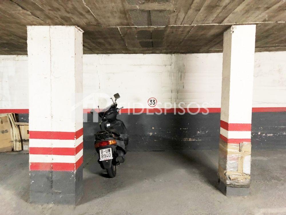 Plaza garaje alquiler
