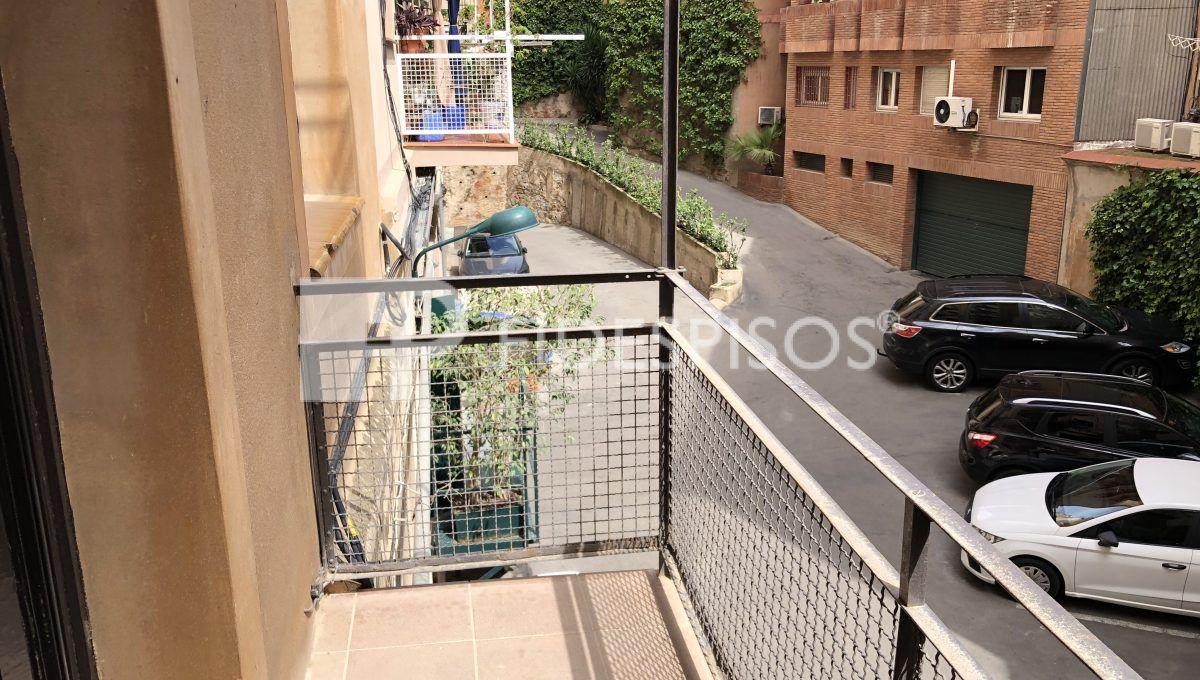Balcon Terraza interior